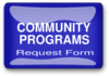 Community Programs Clip Art
