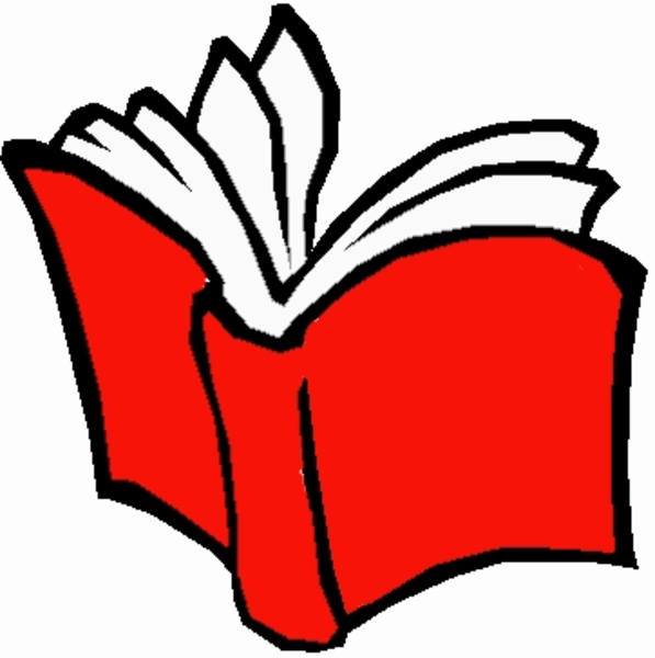 clipart pictures of books - photo #6