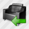 Icon Armchair Import Image