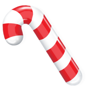candy cane icon free images at clker com vector clip art online