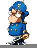 Captain Crunch Cereal Clipart Image