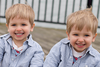 Identical Twin Boys Image