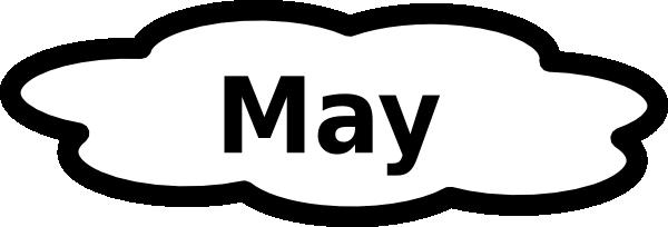 Calendar May Png : May calendar sign clip art at clker vector