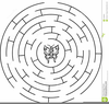 Body Labyrinth Clipart Image