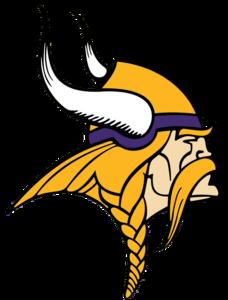 Vikings Logo Cut Image