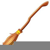 Harry Potter Broomstick Clipart Image