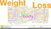 Weight Loss Challenge Clipart Image