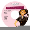 Clipart Vintage Clothing Image