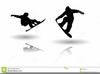 Snowboarder Image Clipart Image