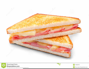 Free Clipart Ham And Cheese Sandwich | Free Images at ...