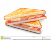 Free Clipart Ham And Cheese Sandwich Image