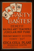 Party & Barter - Benefit Nassau Art Teachers Scholarship Fund Coca Cola Plant, Rockville Centre. Image