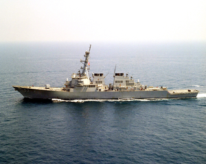 Uss John Paul Jones (ddg 53) Underway Image