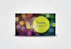 Defocused Lights Business Card 1 Image