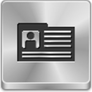 Account Card Icon Image