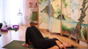 Sartorius Stretch Yoga Image