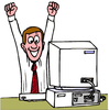 Pc Repair Computer Clipart Image
