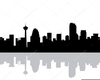 New York Skyline Free Clipart Image