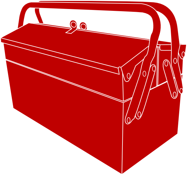 toolbox clipart - photo #8
