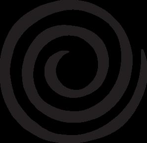 spiral clip art at clker com vector clip art online royalty free rh clker com swirl clip art snowman swirl clipart images