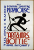 Art & Mrs. Bottle  Wpa Federal Theatre Playhouse, Tulane & S. Miro Arpil 26 To May 7. Image