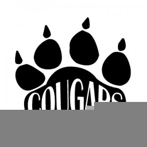 clipart cougar paw print free images at clker com vector clip rh clker com cougar paw print clip art free Paw Print Border Clip Art