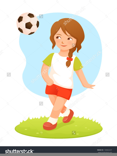 Small Football Clipart Free Images At Clkercom Vector Clip Art