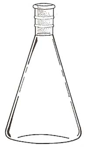 Erlenmeyer Flask | Free Images at Clker.com - vector clip ...
