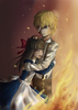 Aya And Dio Image