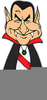 Count Dracula Clipart Free Image