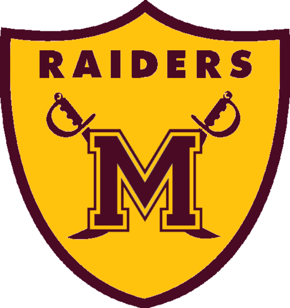 Raiders Logo Yellow With M | Free Images at Clker.com ...