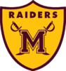 Raiders Logo Yellow With M Image