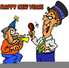 Free Animated Happy New Years Clipart Image