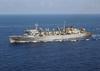 Msc Usns Supply Steams In The Med Image