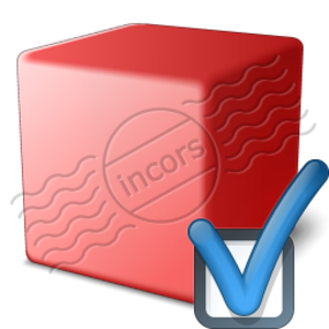 Cube Red Preferences Image