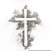 Ash Wednesday Cross Clipart Image