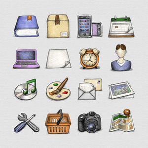Handy Icons Color Image