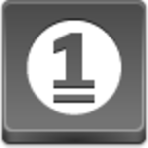 Free Grey Button Icons Coin Image