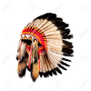 Indian Headdress Clipart Image