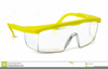 Lab Goggles Clipart Image