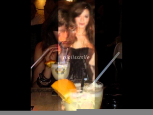 Eleanor Calder Partying Image