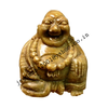 Small Soap Stone Laughing Buddha Image