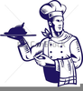 Plate Of Food Clipart Free Image