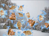 Hamster Sized Snowflakes Image