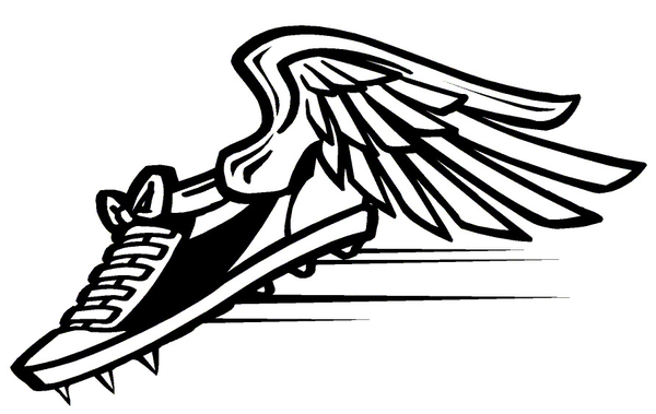 track 1 free images at clker com vector clip art online royalty rh clker com Track and Field Shoe with Wings Track and Field Symbol