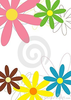 Stationery Floral Design Image