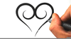 Heart Design Clipart Image