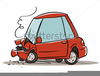 Cartoon Accident Clipart Image