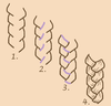 Draw French Braid Image
