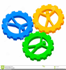 Wheel Cog Clipart Image